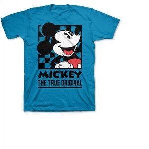 Big Boys Mickey Mouse T-Shirt